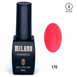 Гель-лак Milano №170