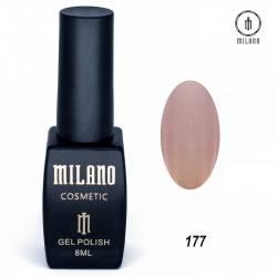Гель-лак Milano №177