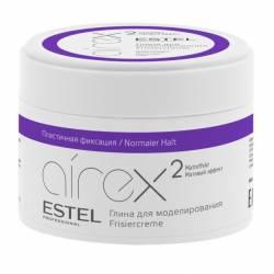Глина Estel AIREX для моделирования пластичной фиксации 65 ml