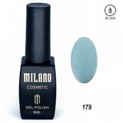 Гель-лак Milano №179