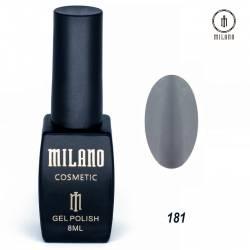 Гель-лак Milano №181