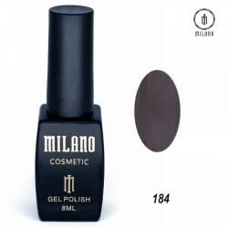 Гель-лак Milano №184