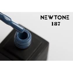 Гель-лак Newtone №187