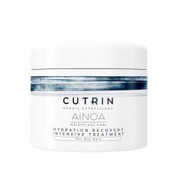 Маска интенсивное увлажнение волос Cutrin Ainoa Hydration Recovery Intensive Treatment 150 ml