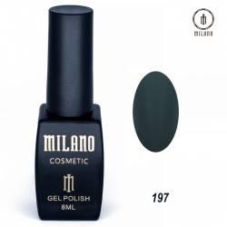 Гель-лак Milano №197
