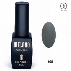 Гель-лак Milano №198