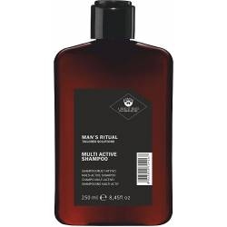 Мультиактивний мужской шампунь для волос Nook Dear Beard Man's Ritual Multi Active Shampoo 250 ml