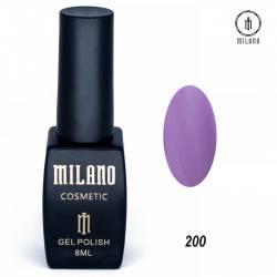 Гель-лак Milano №200