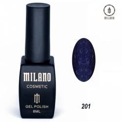 Гель-лак Milano №201