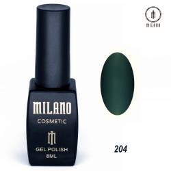Гель-лак Milano №204