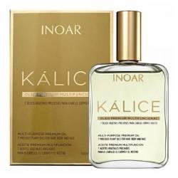 Сухое масло для волос и кожи головы Inoar Kalice Oil 100 ml