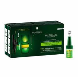 Ампулы против выпадения волос Rene Furterer Triphasic Progressive  Anti-Hair Loss Ritual 8x5,5 ml