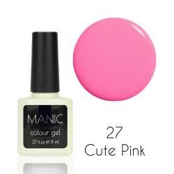 Гель-лак для ногтей MANIC №27