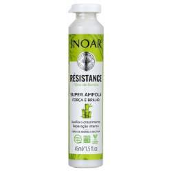 Ампула Бамбук ламинирование для волос Inoar Résistance Bamboo Fiber 45 ml (2)
