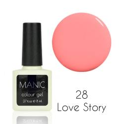 Гель-лак для ногтей MANIC №28