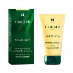 Шампунь против сухой перхоти Rene Furterer Melaleuca Anti-Dandruff Shampoo Dry Dundruff Scalp Moisturizer 150 ml