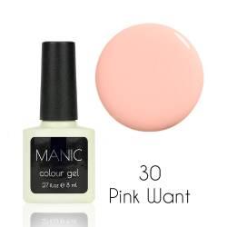 Гель-лак для ногтей MANIC №30