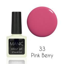Гель-лак для ногтей MANIC №33