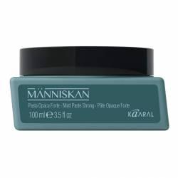 Матовая паста для волос сильной фиксации Kaaral Manniskan Matt Paste Strong 100 ml