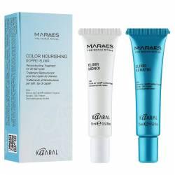 Эликсир для волос Kaaral Maraes Color Nourishing Doppio Elixir 2x15 ml (фото 2)