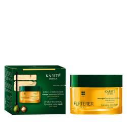 Увлажняющая маска для блеска сухих волос Rene Furterer Karite Hydra Hydrating Shine Mask 200 ml