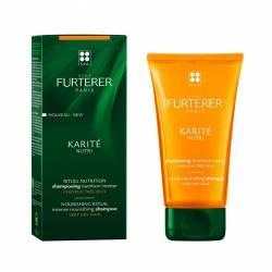 Интенсивный питательный шампунь Rene Furterer Karite Nutri Intense Nourishing Shampoo 150 ml