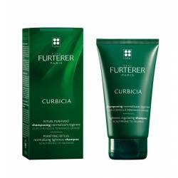 Регулирующий и нормализующий шампунь для волос Rene Furterer Curbicia Lightness Regulating Shampoo 150 ml
