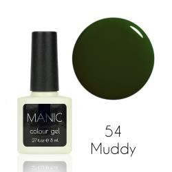 Гель-лак для ногтей MANIC №54