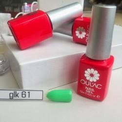 Гель-лак Oulac GLK 12 ml №061