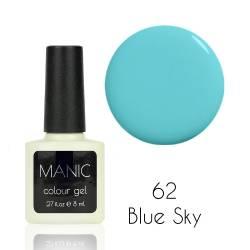 Гель-лак для ногтей MANIC №62