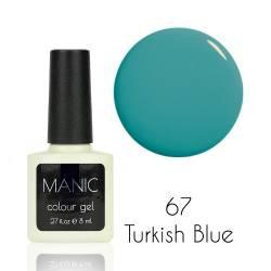 Гель-лак для ногтей MANIC №67