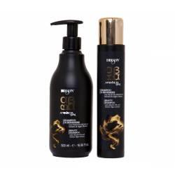 Улучшающий шампунь для волос с маслом аргана Dikson ArgaBeta Shampoo 250 ml
