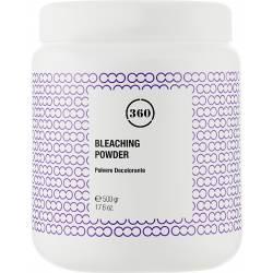 Осветляющая пудра для волос, антижелтая Kaaral 360 Bleaching Powder 500 g