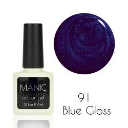 Гель-лак для ногтей MANIC №91