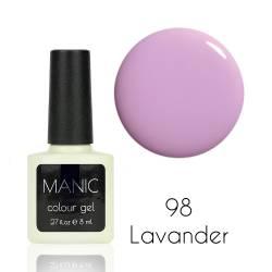 Гель-лак для ногтей MANIC №98