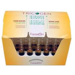 Лосьон против перхоти, жирной кожи и выпадения волос FarmaVita Tricogen Lotion 12x8 ml