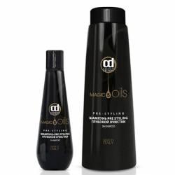 Шампунь глубокой очистки Constant Delight Pre Styling 5 Magic Oils 250 ml