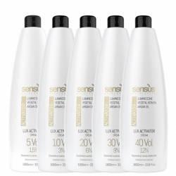 Активатор для красителей Sens.us Lux Activator Cream 1,5%, 3%, 6%, 9%, 12% 1000 ml