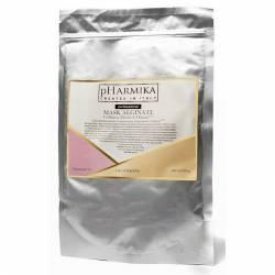 Альгинатная маска для лица с коллагеном, эластином, омега 3,6,9 pHarmika Mask Alginate Collagen, Elastin & Omega 3,6,9, 500 ml / 200 g