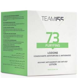 Ампулы для нормализации работы сальных желез Team 155 Puryfing 73 Anti Dandruff and Anti Oily Lotion 12x10 ml