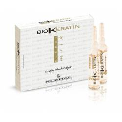 Ампулы для выравнивания волос Kleral System Keratin Instant Straight Vials 7x8 ml