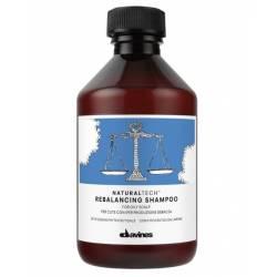 Балансирующий шампунь для волос Davines Natural Tech Rebalancing Shampoo 250 ml