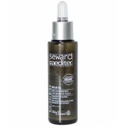 Бальзам-масло для чувствительной кожи головы Helen Seward Mediter BIO Calming balm oil 50 ml