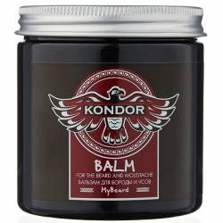 Бальзам для бороды и усов Kondor Balm My Beard 250 ml