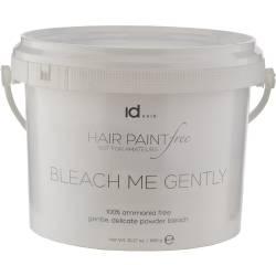 Безамиачный осветляющий порошок IdHair Hair Paint Bleach Me Gently 1000 g