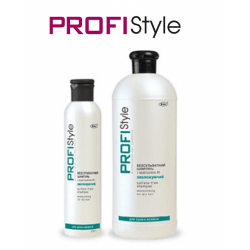 Безсульфатный шампунь увлажняющий PROFIStyle 250 ml
