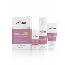 Набор для кератинового выпрямления волос Alfaparf Yellow Form Brazilian Keratin Therapy Kit