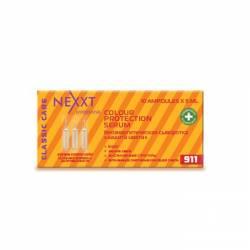 Биоэнергетическая сыворотка Защита Цвета Nexxt Professional COLOUR PROTECTION SERUM 10x5 ml
