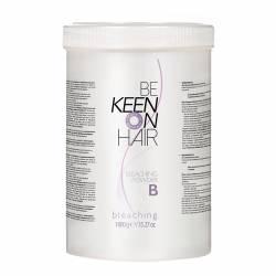 Блондирующий порошок Keen белый 600 g
