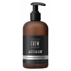 Бодрящий гель для душа American Crew Acumen Invigorating Body Wash 290 ml